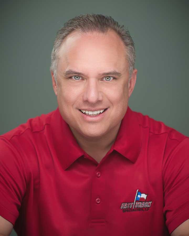 John Glaze, Fast Track Specialties Team