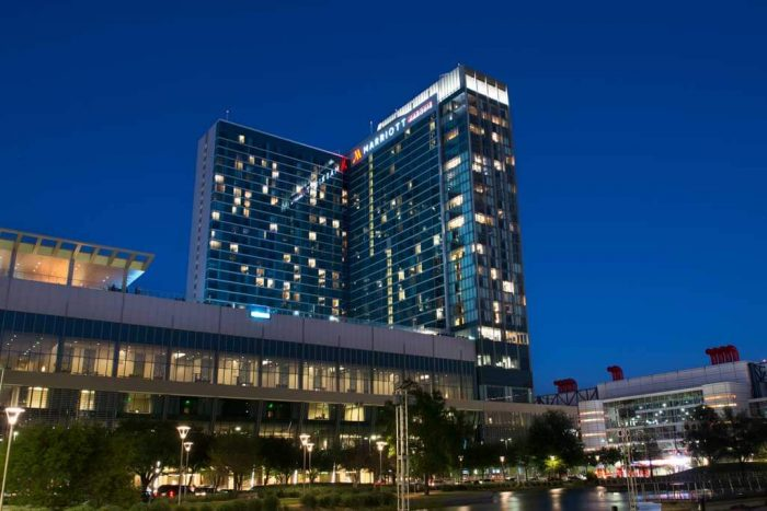 Fast Track Specialties Projects Marriott Marquis Houston