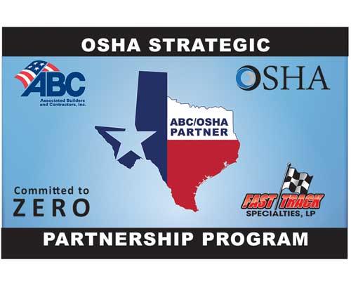Fast Track Specialties LP OSHA